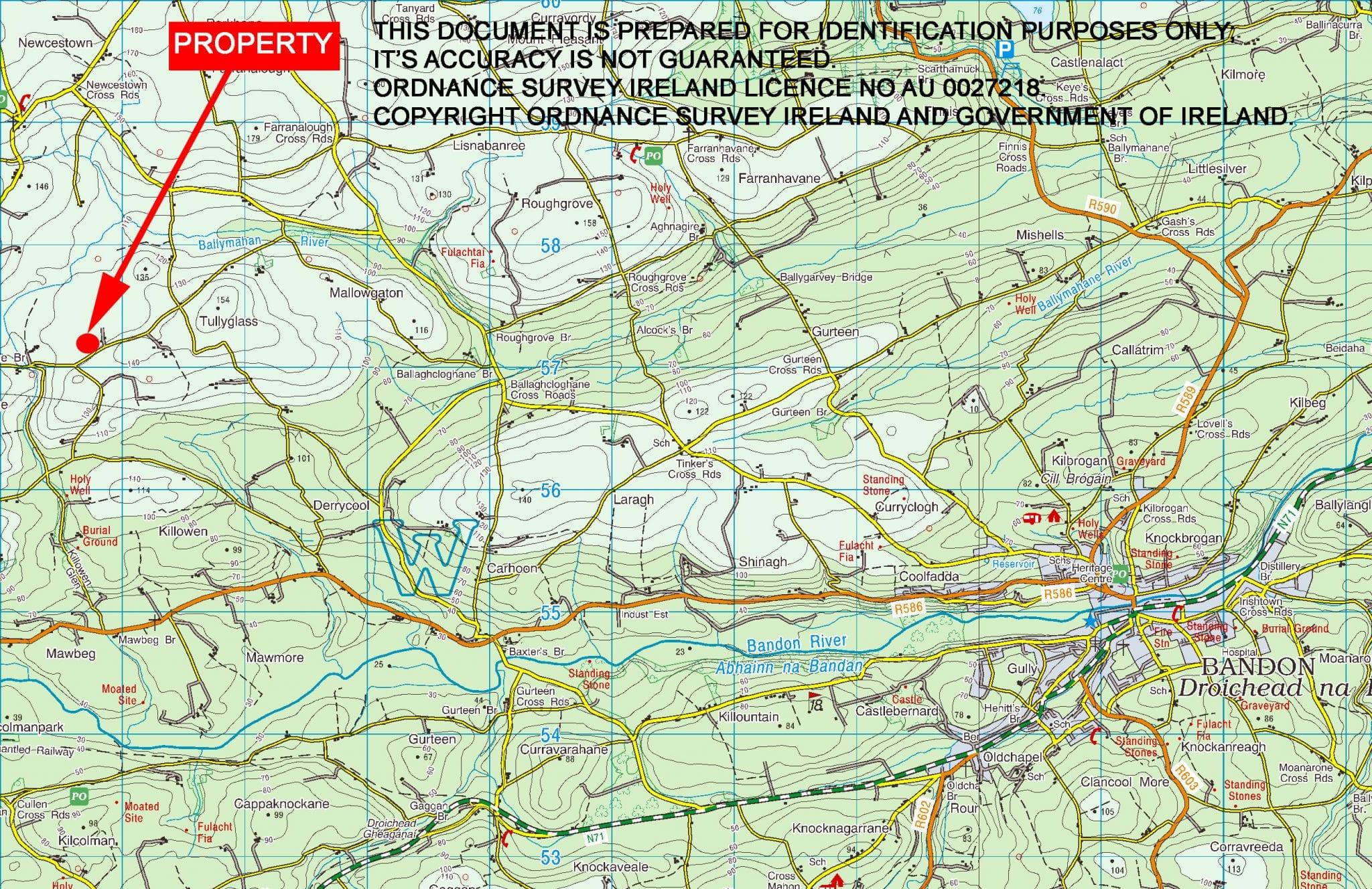 10. Location MapTullyglass