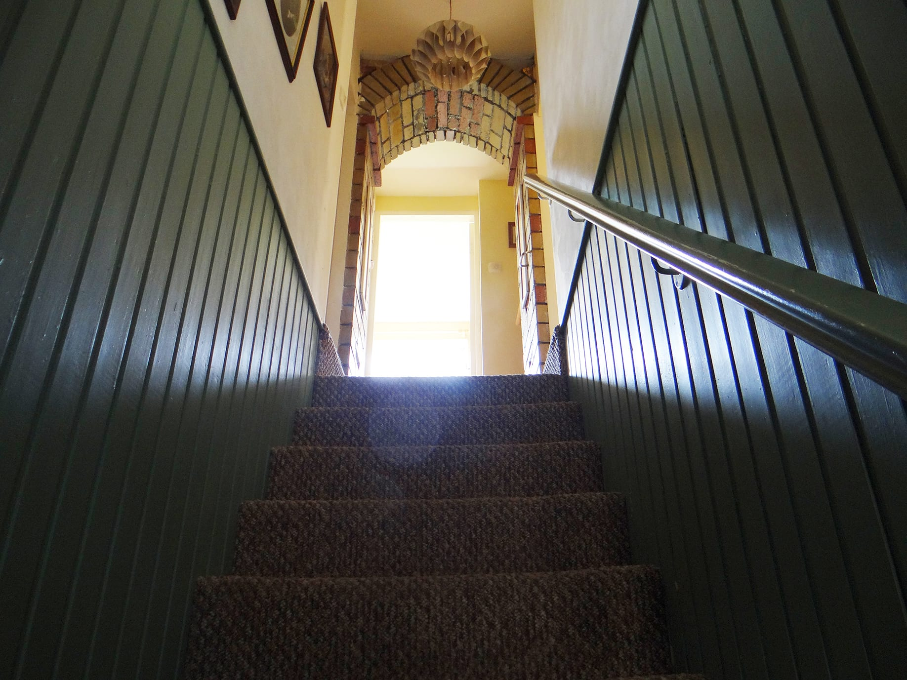 10. Stairs