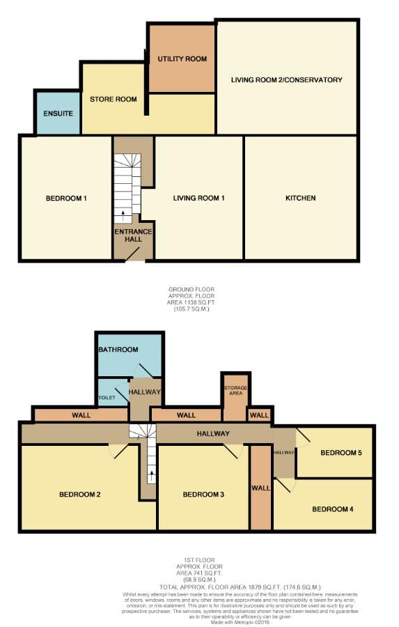 11. Floorplan