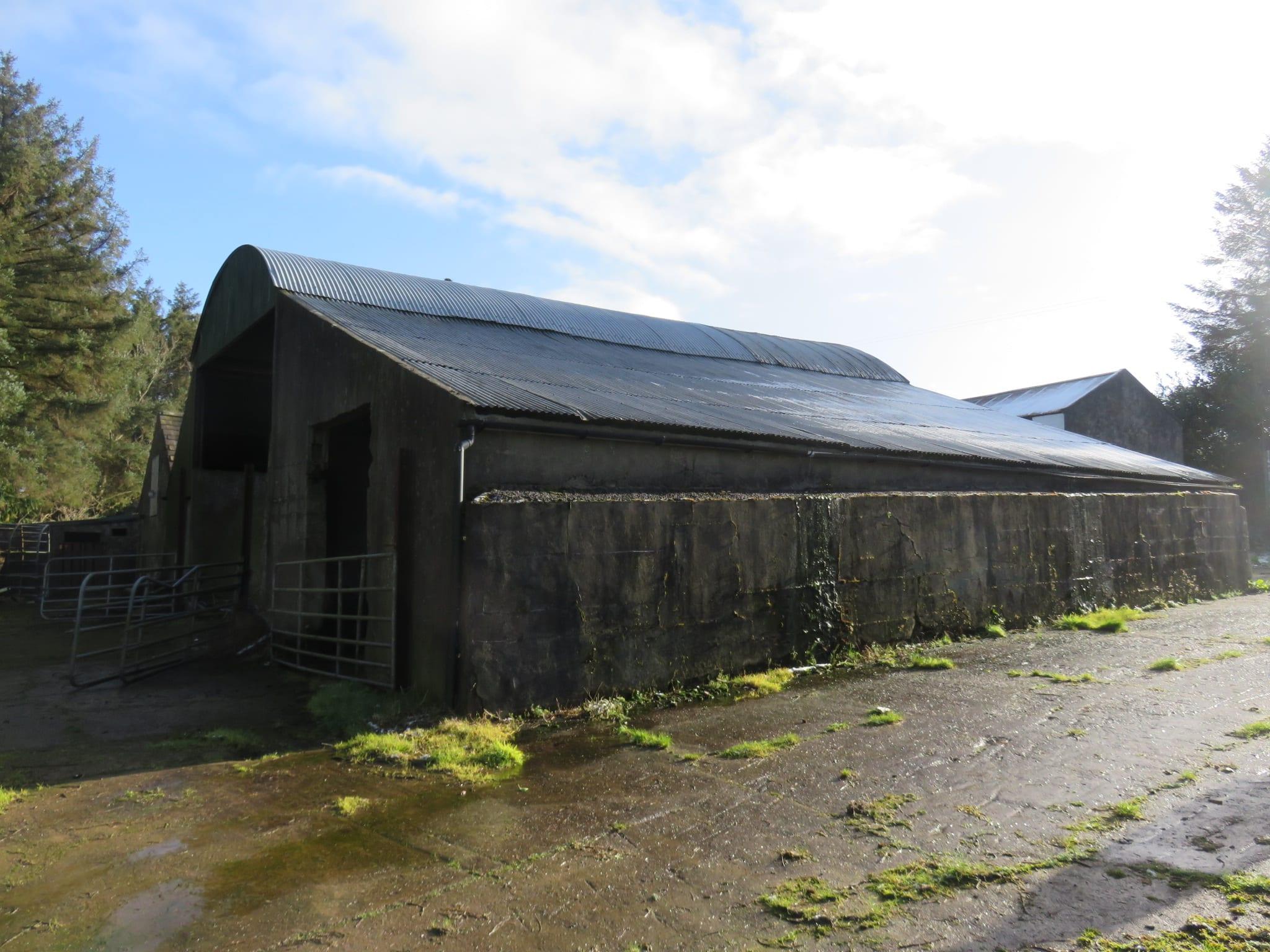 15. Farm Sheds