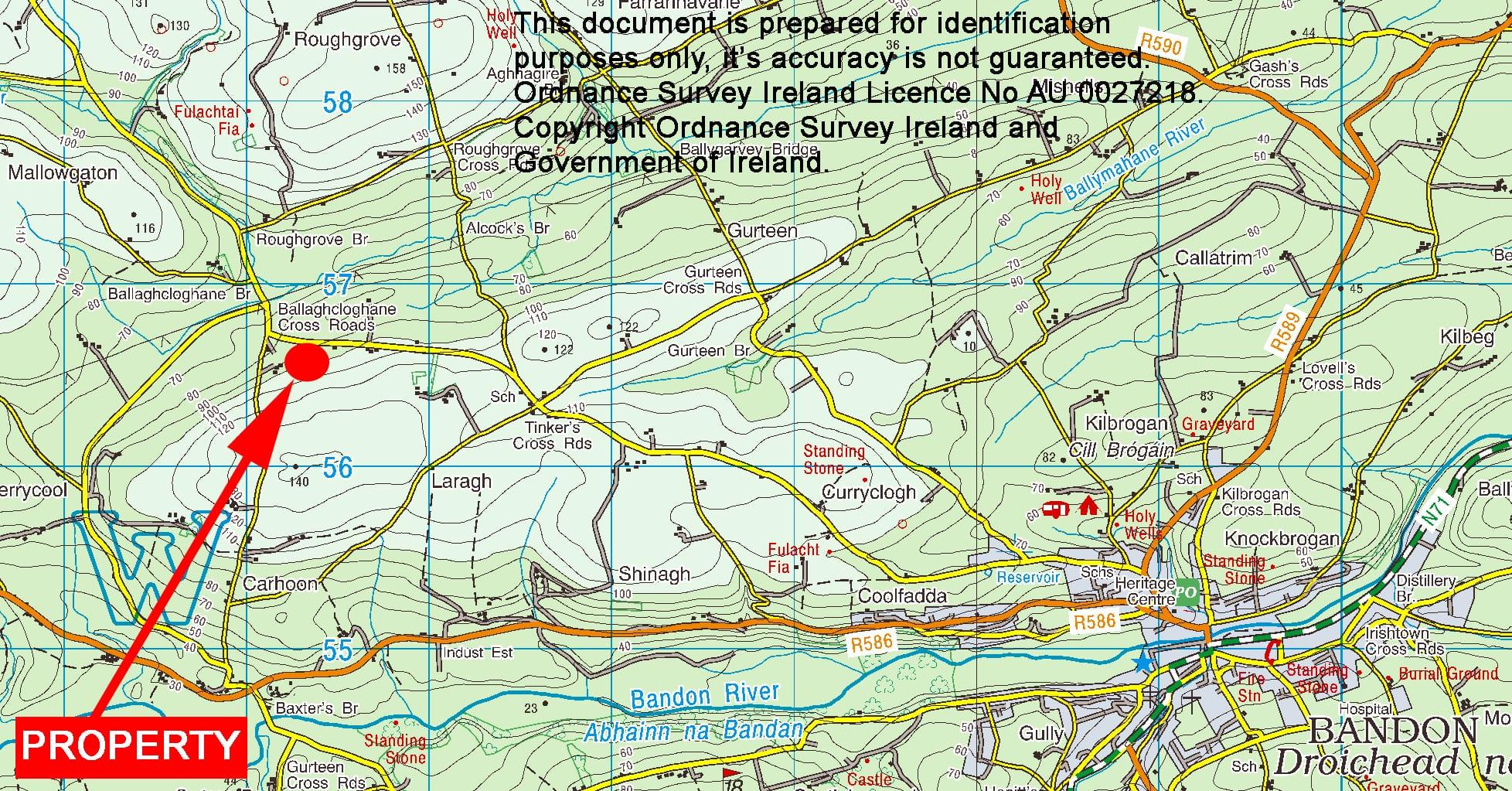 22. Location Map