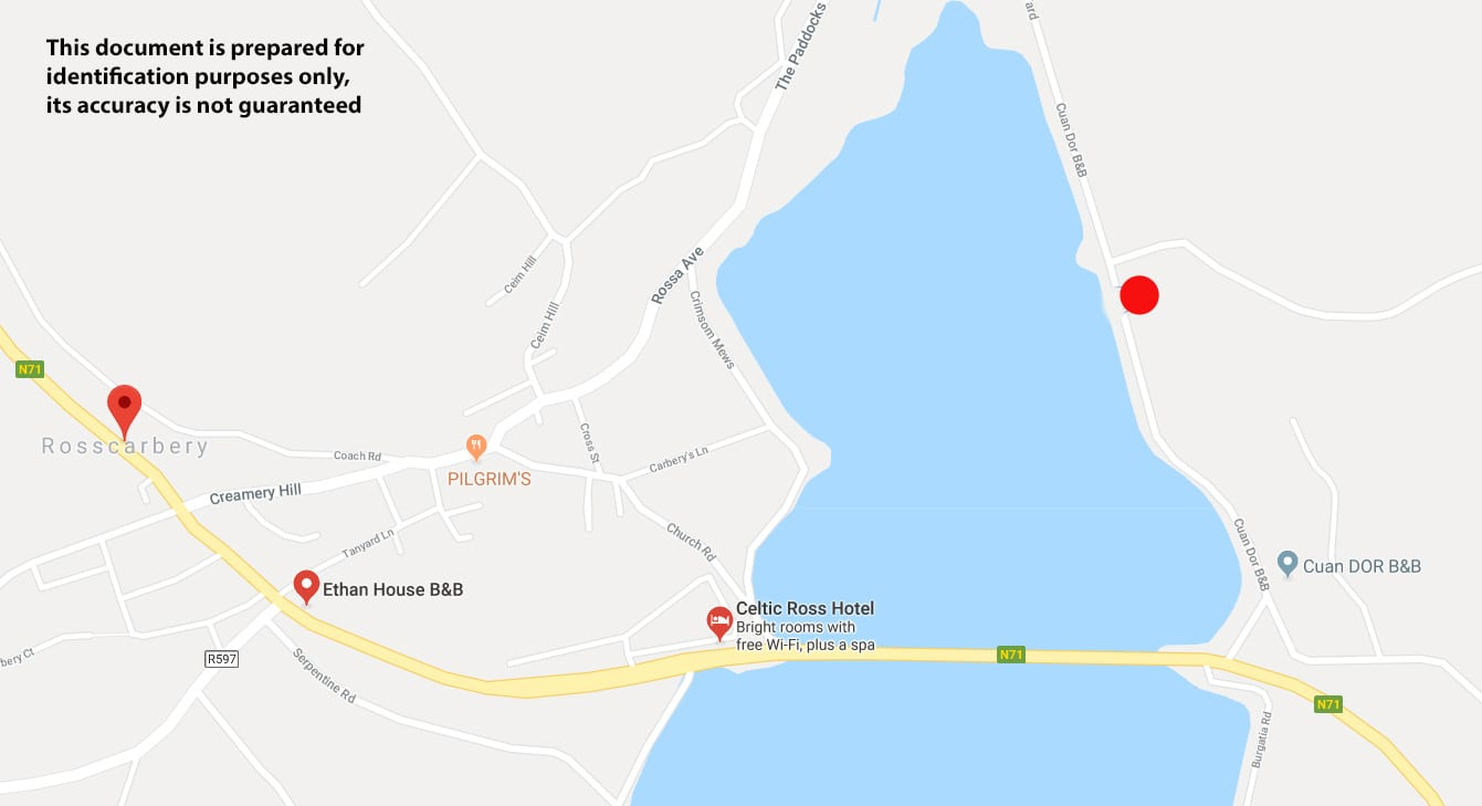 Screenshot - Location Map