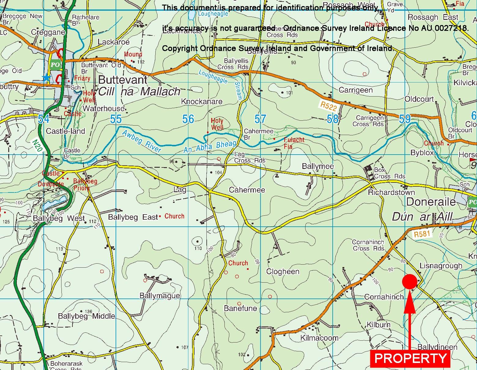 28. Location Map