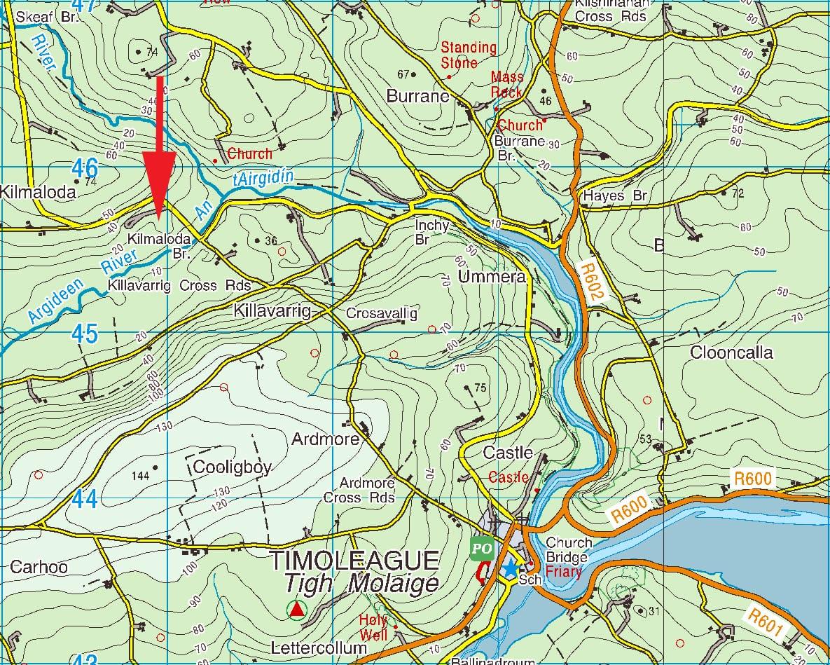 OS1404[1] Location Map