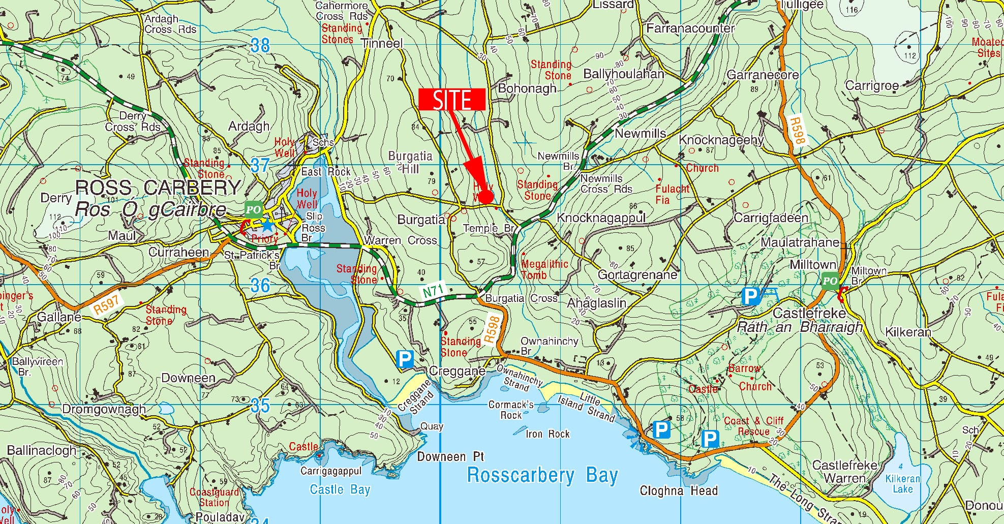 OS1202 Site Rosscarbery