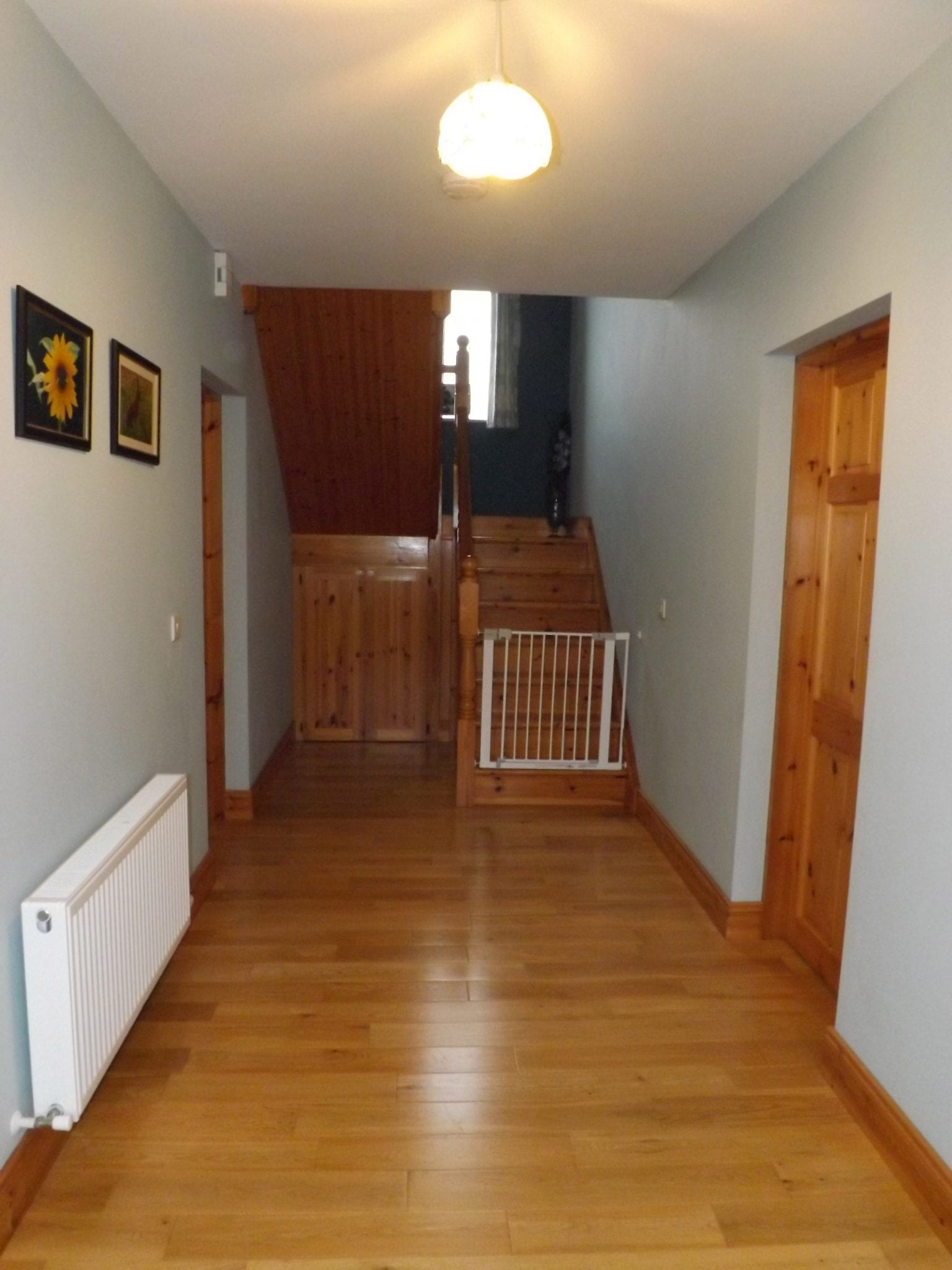 7. stairs hall