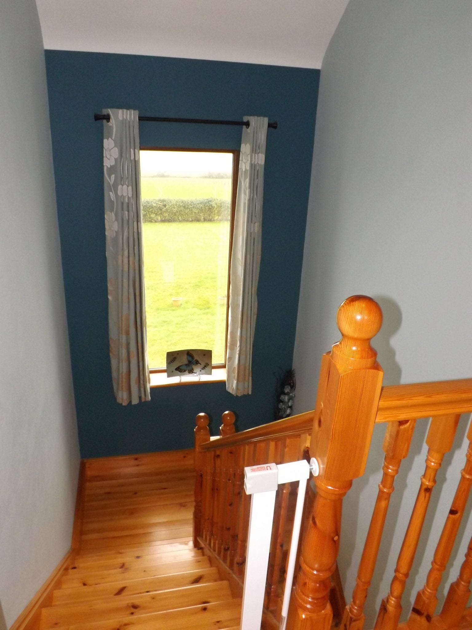 8. stairs window