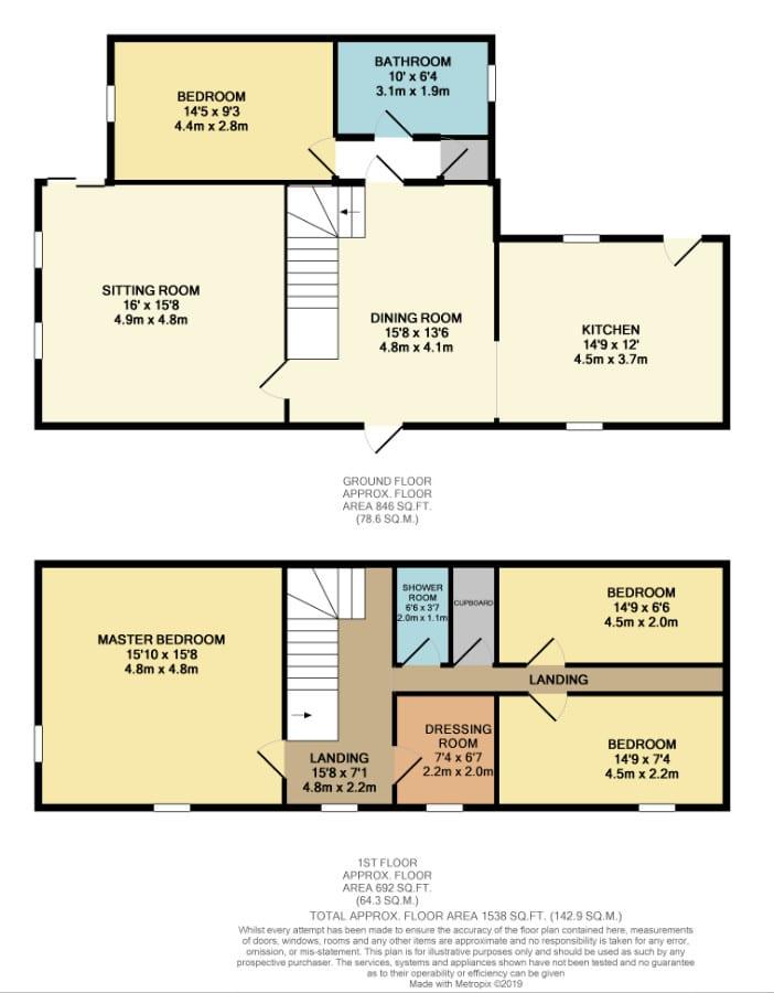 Cullenagh Floor Plan 3