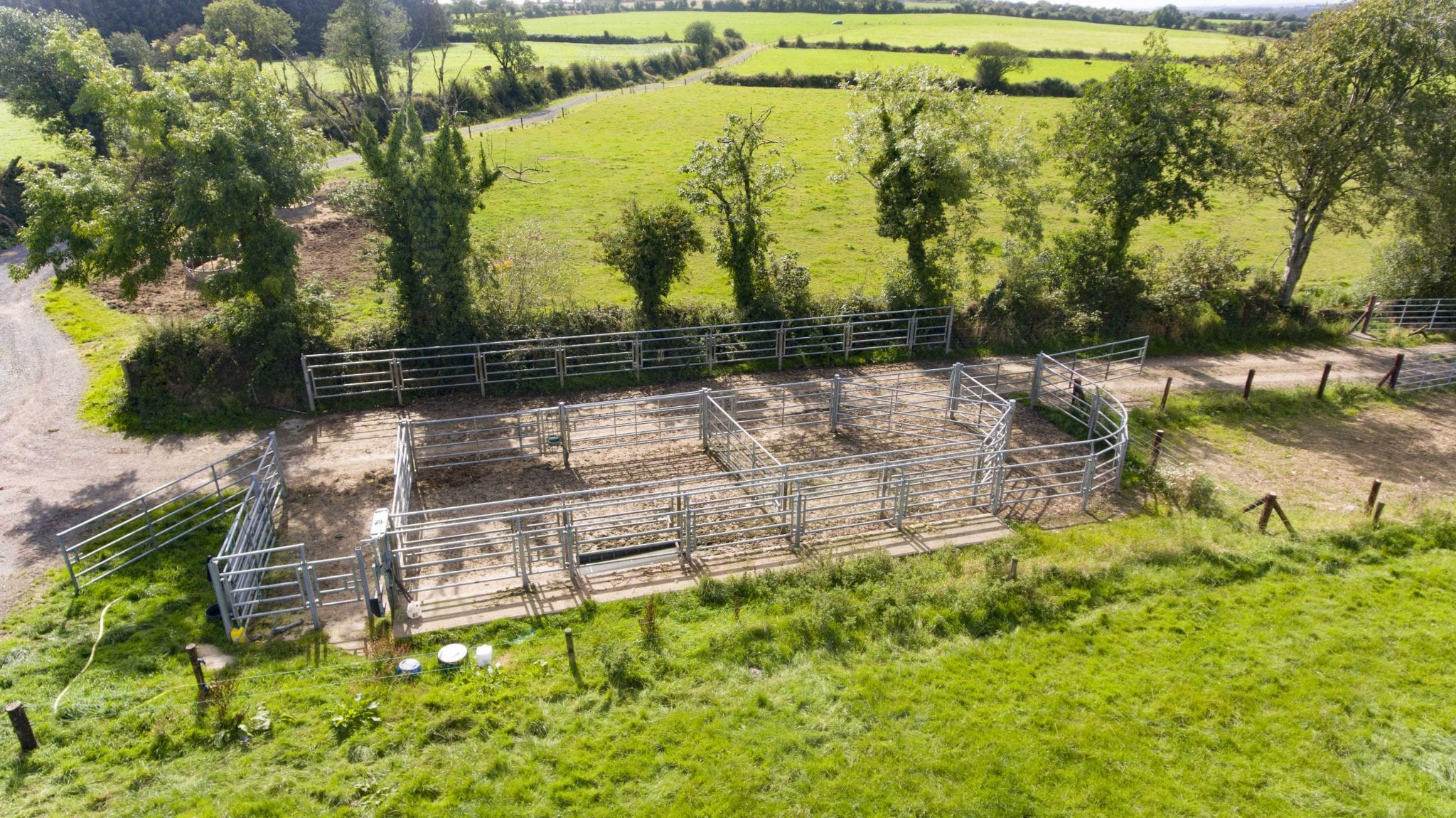 Cattle Handling facilities 19