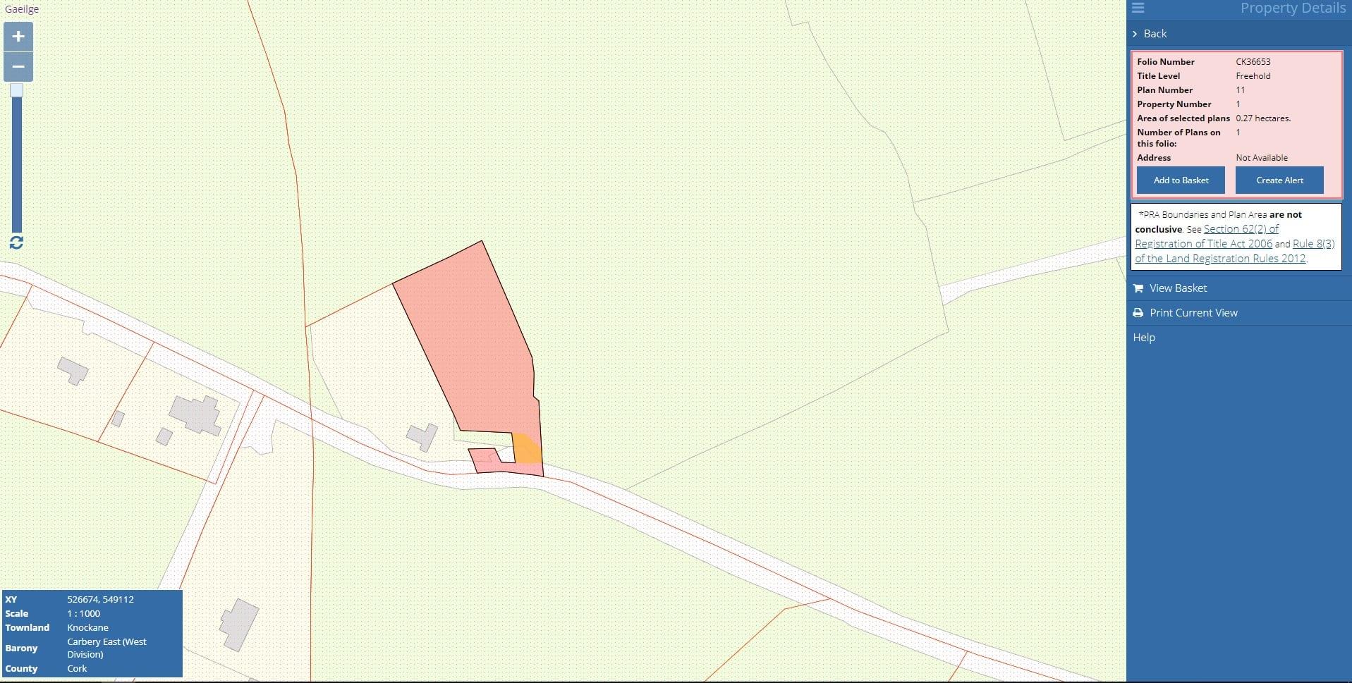 LRC Map
