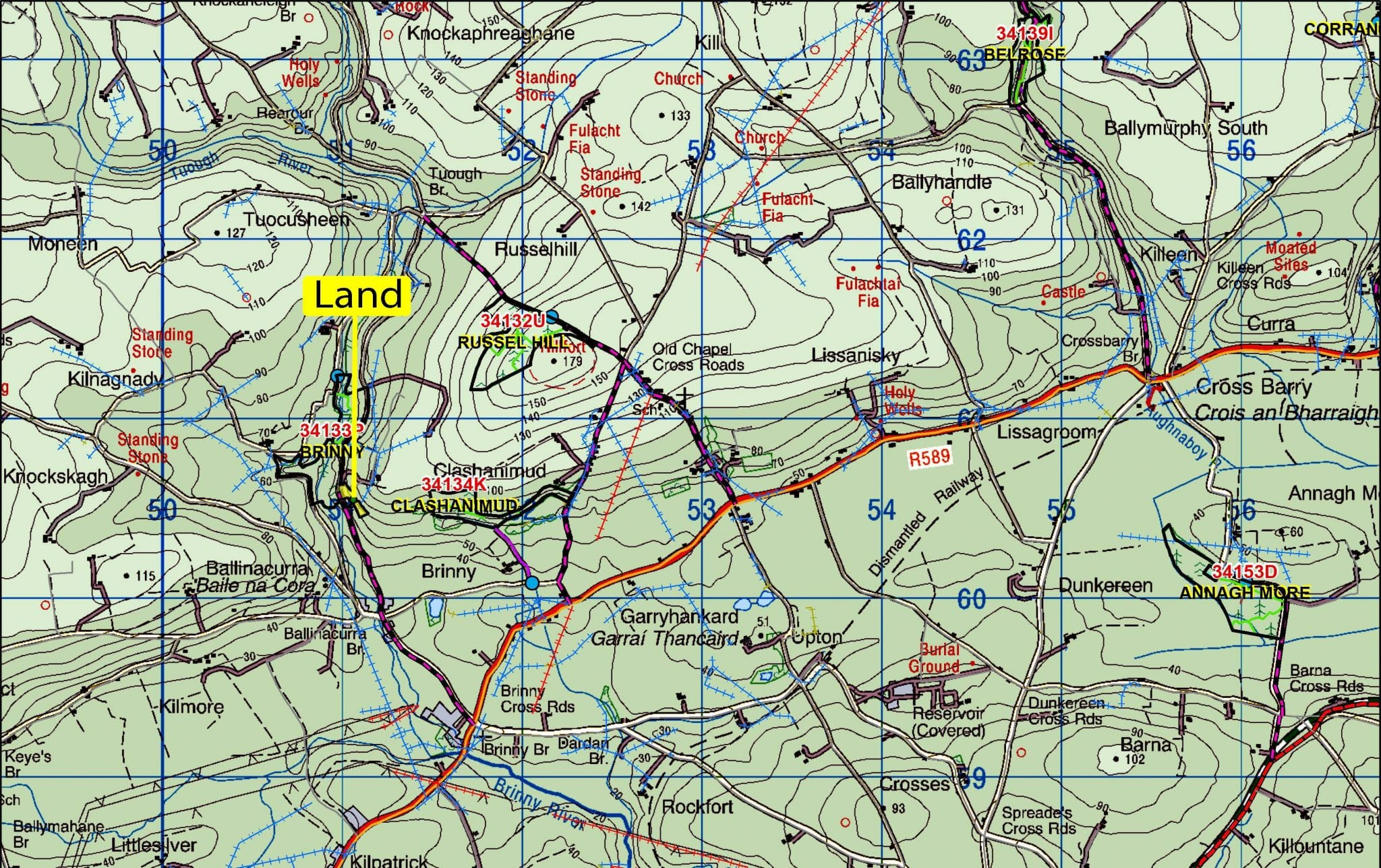 brinny site disc map