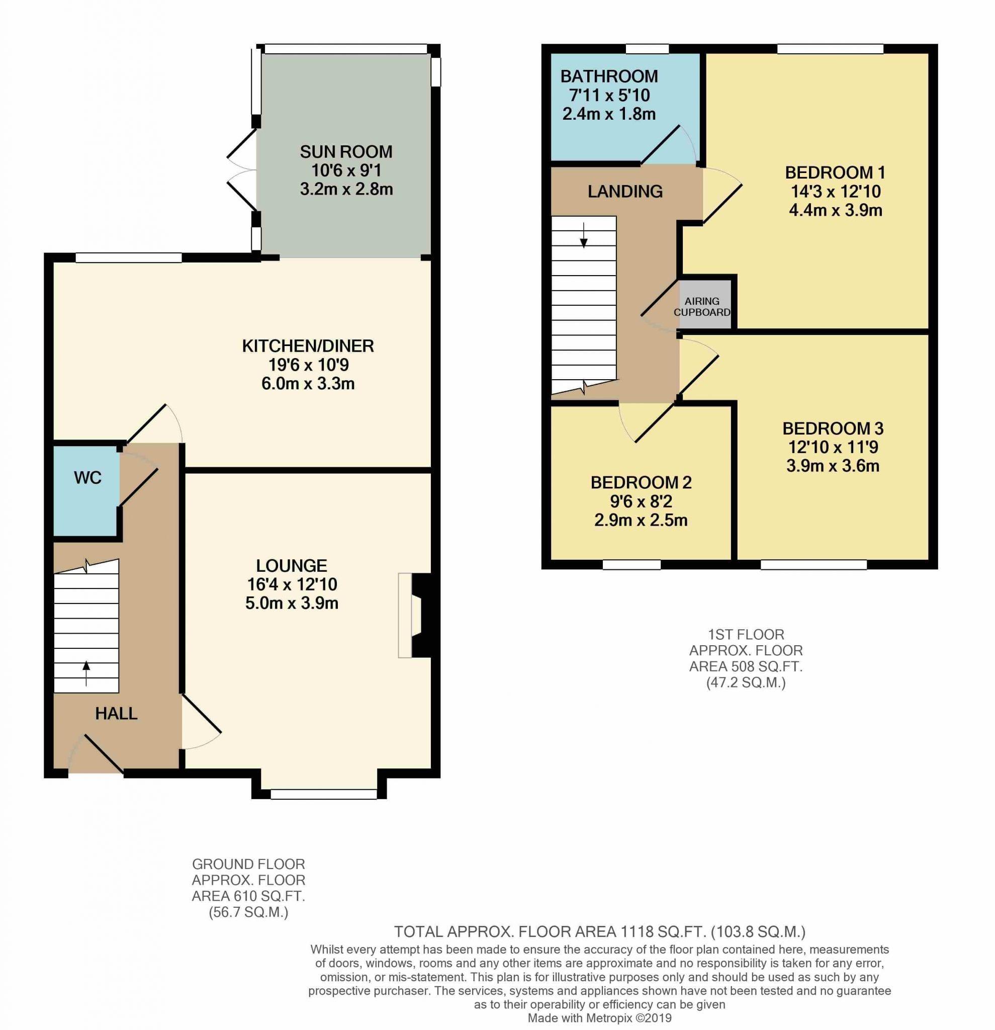 14. Floor Plan