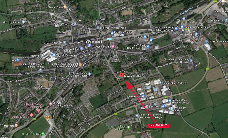 15. Google location map