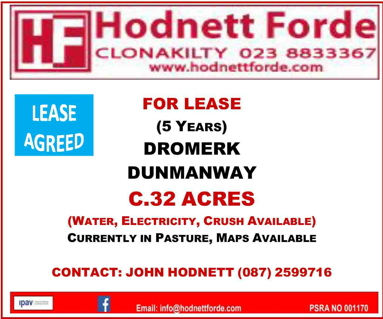 10. Dromerk, Dunmanway