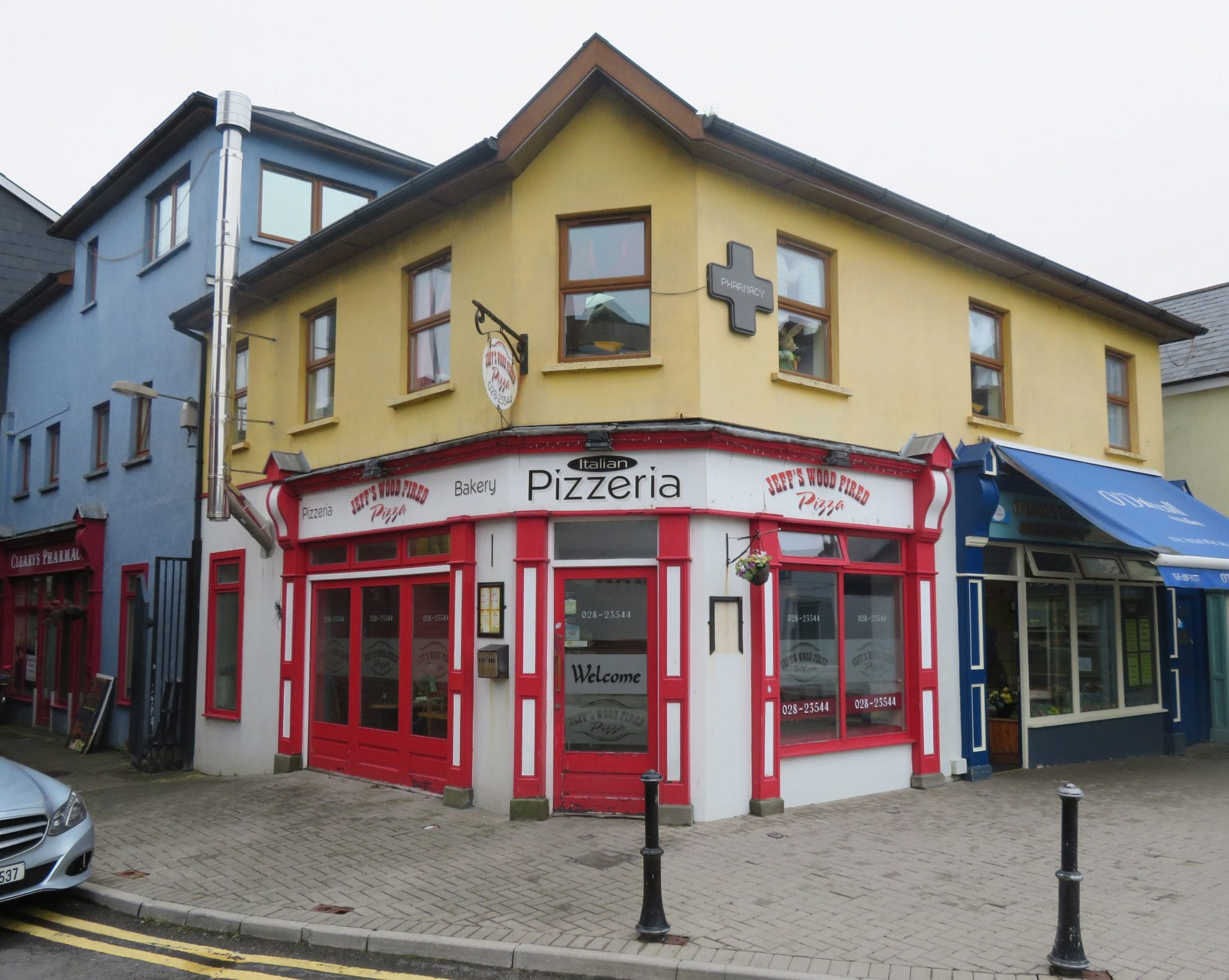 Pizzeria, Skibbereen