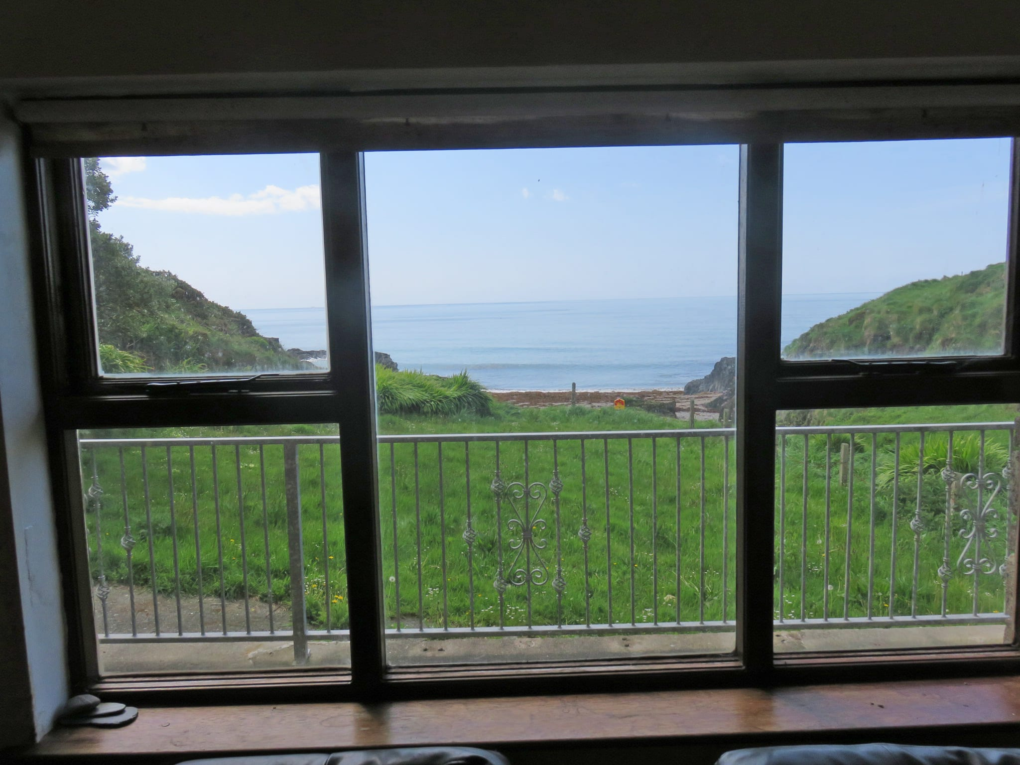 Sheeps Cove View from Window