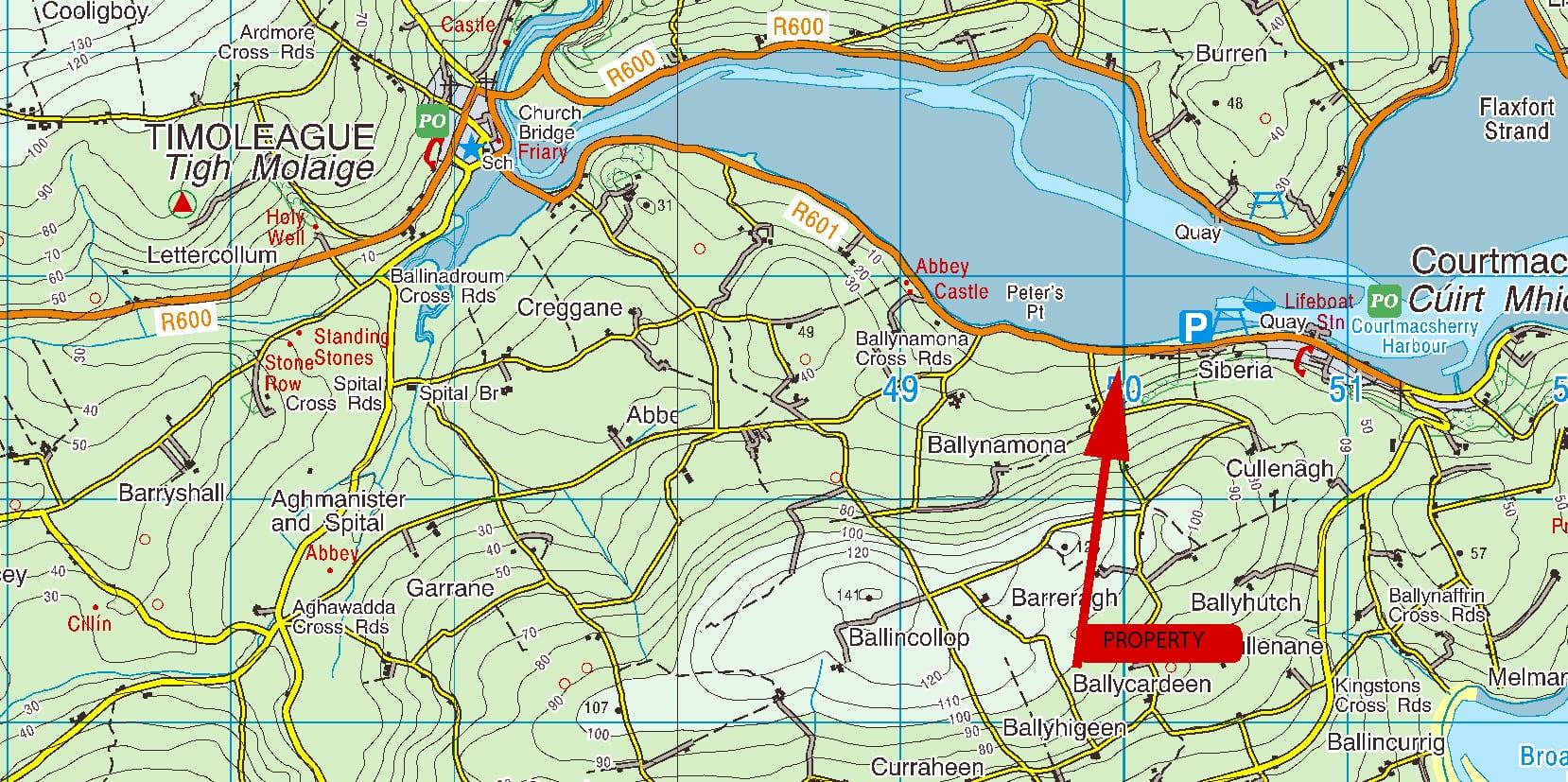 Location Map No