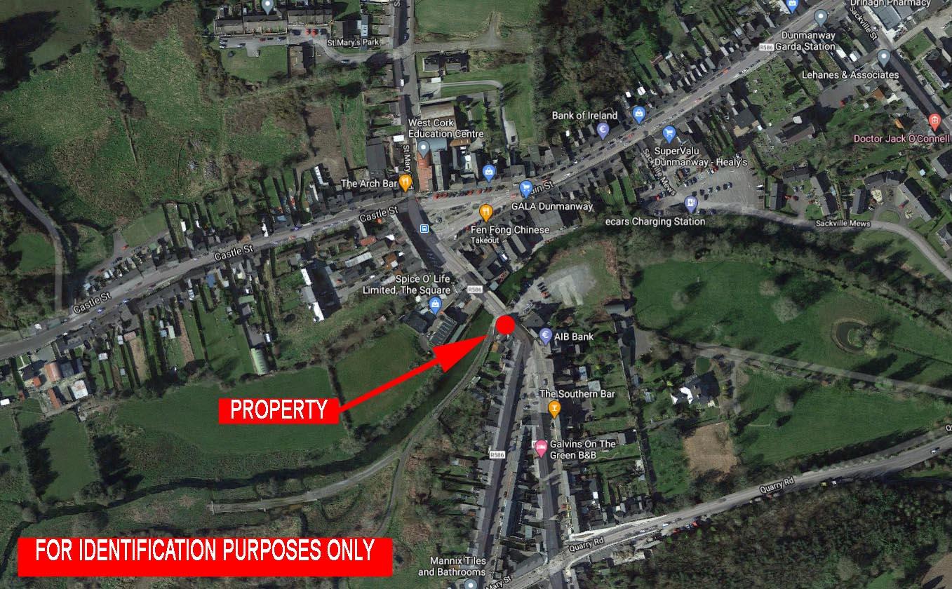 location map 1 Bridge Street