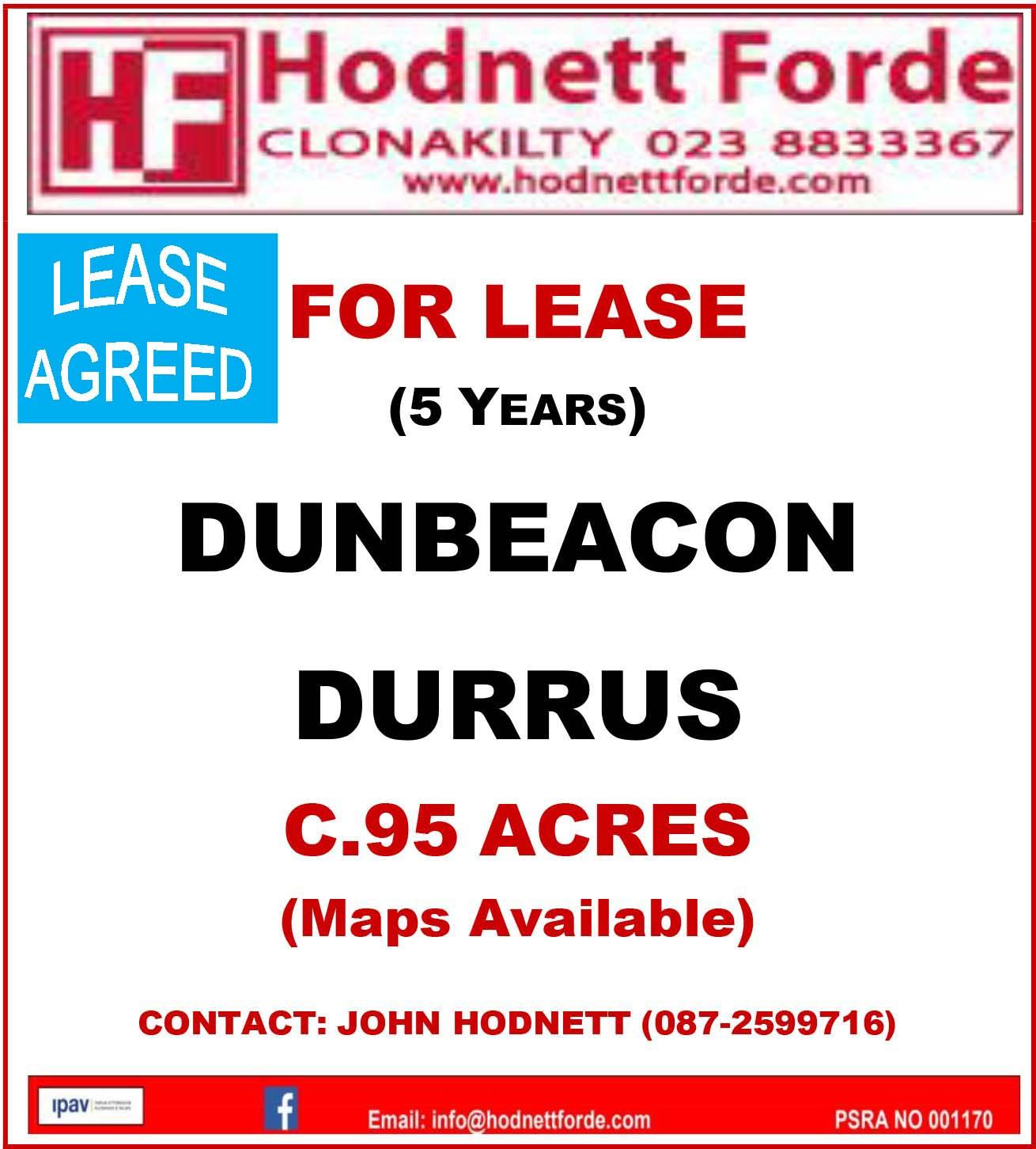1. Dunbeacon, Durrus