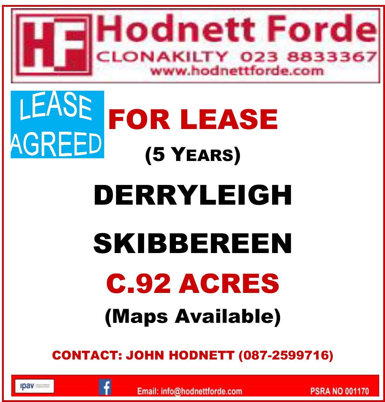 7. Derryleigh, Skibbereen