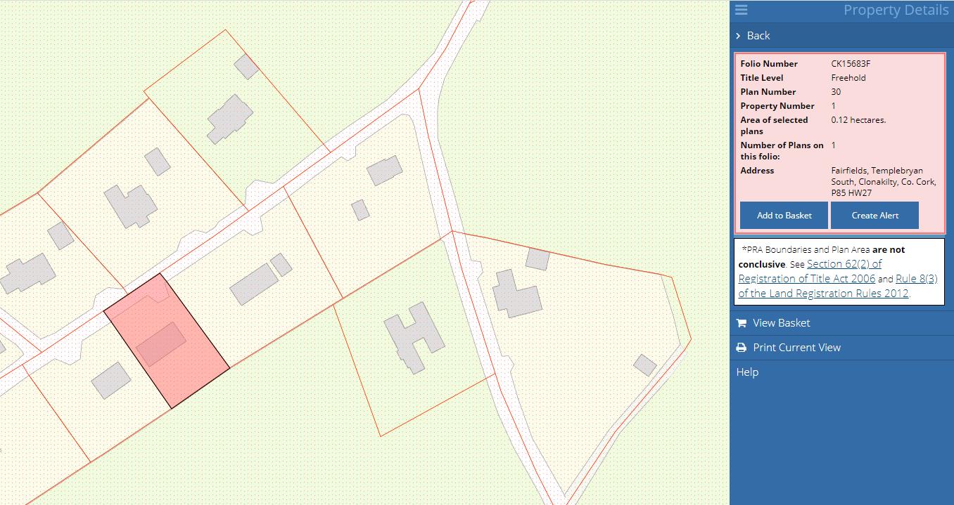 Fairfields, Templebryan South, Clonakilty, West Cork