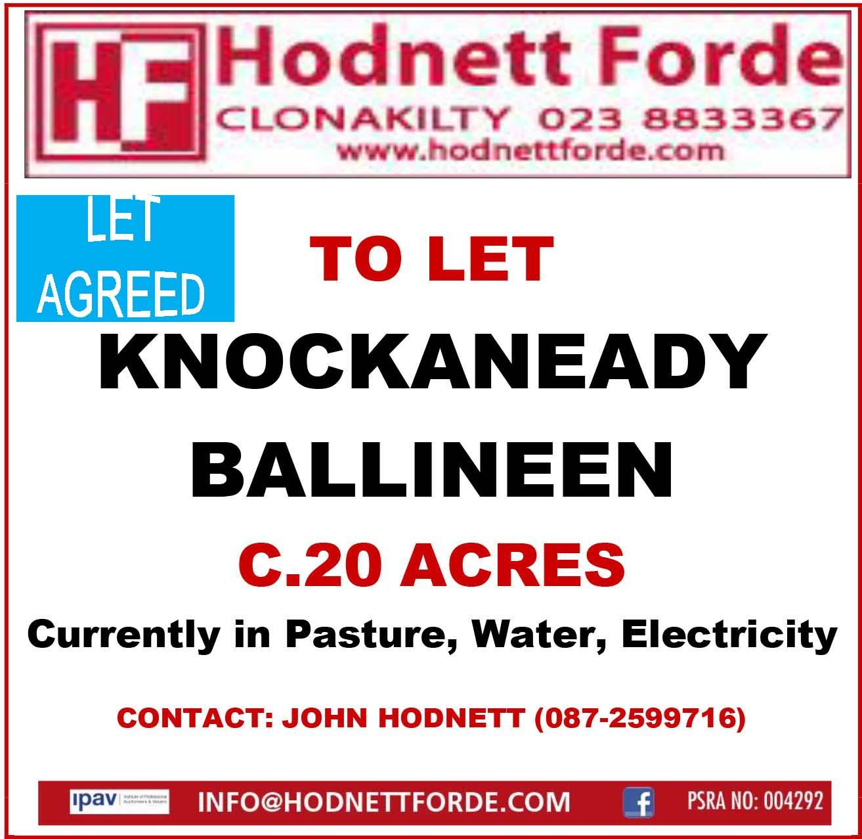 15. Knockaneady, Ballineen