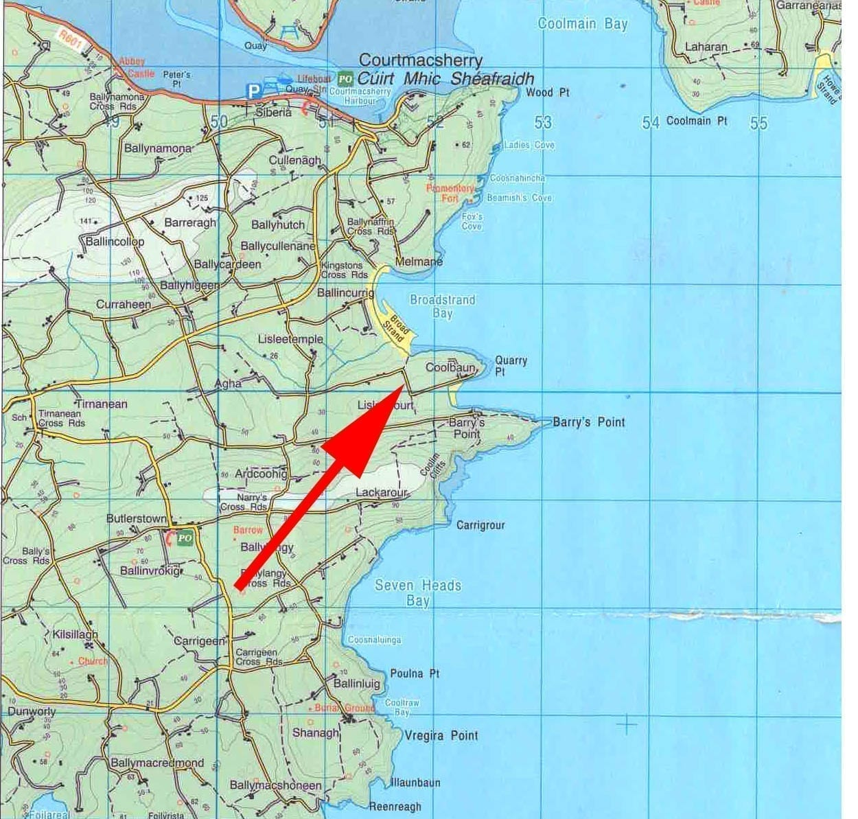 Loation Map no.9