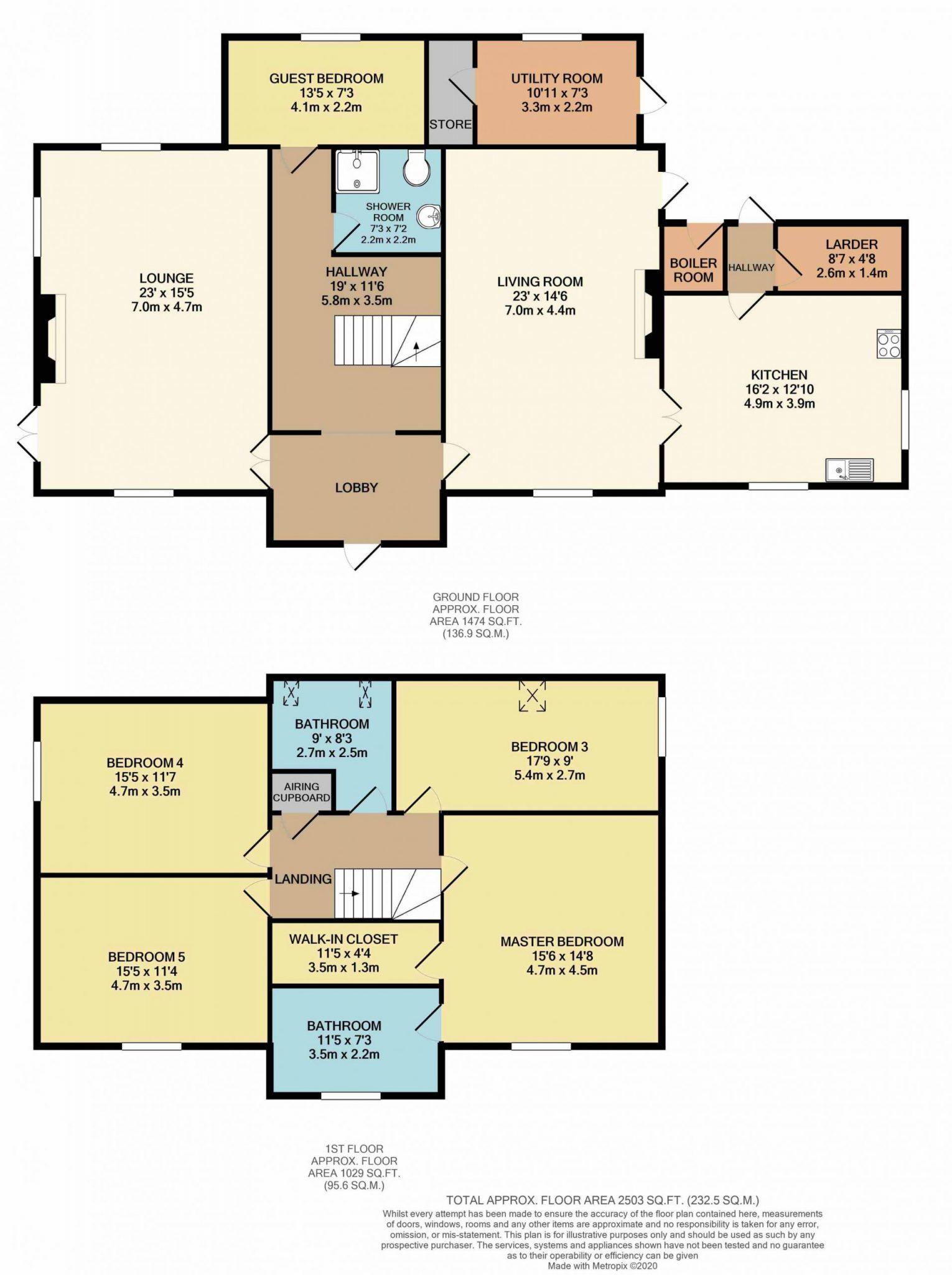 GortnacowleyBantry floor plan
