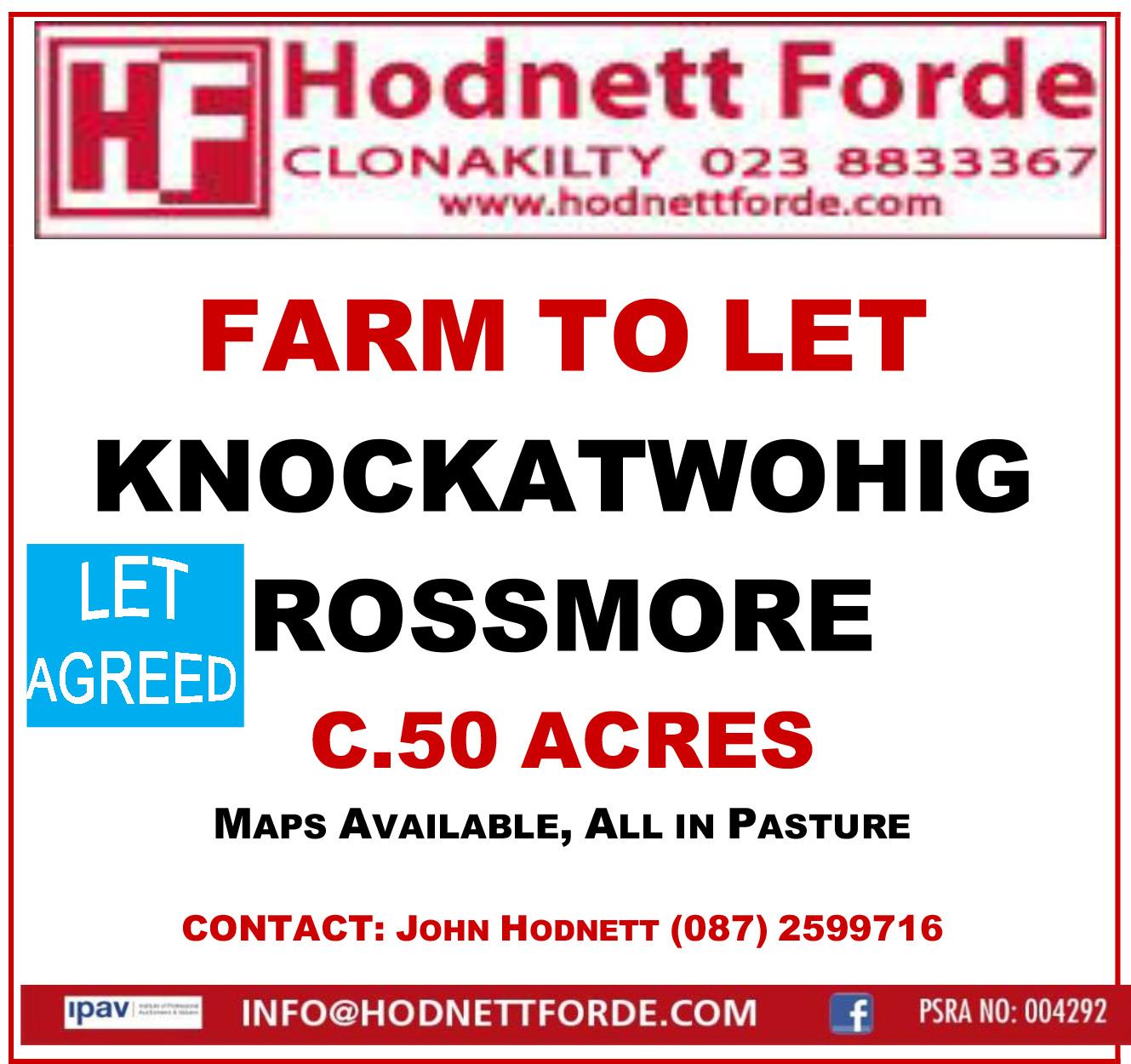 21. Knockatwohig, Rossmore